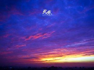 安卓风景 摄影 北京 天空 北京的天空手机壁纸