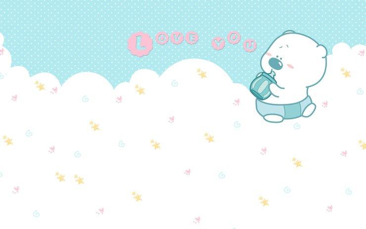 安卓动漫 卡通 可爱小囧熊 小囧熊 小熊 可爱手机壁纸