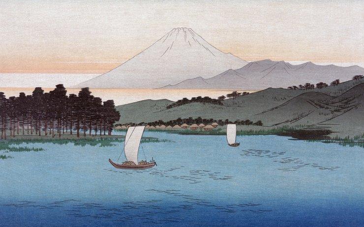 日本风创意手绘设计