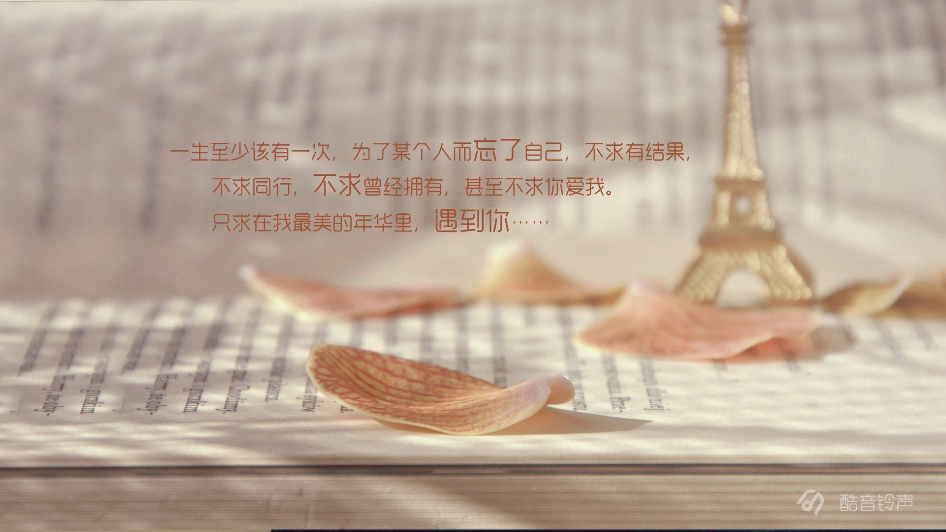 生活文字_暖干净安静唯美静物物语时光恋生活文字