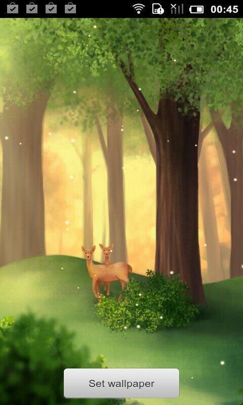 森林故事3d动态壁纸