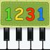 儿童弹钢琴游戏