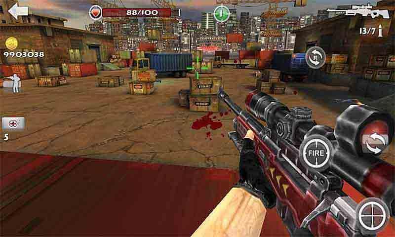 3D狙击杀手截图2