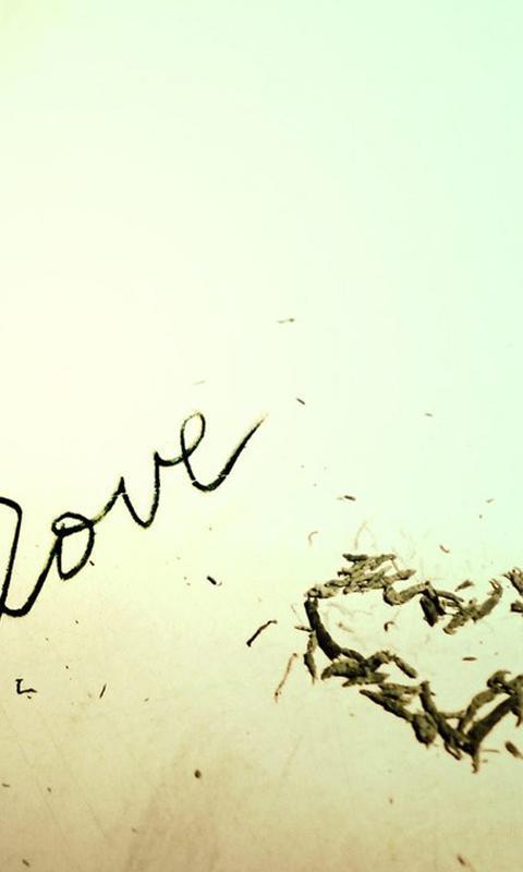 爱情会变淡-3d桌面壁纸_360手机助手