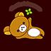 360主题—轻松小熊