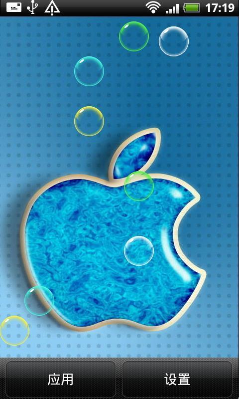 苹果动态动物锁屏