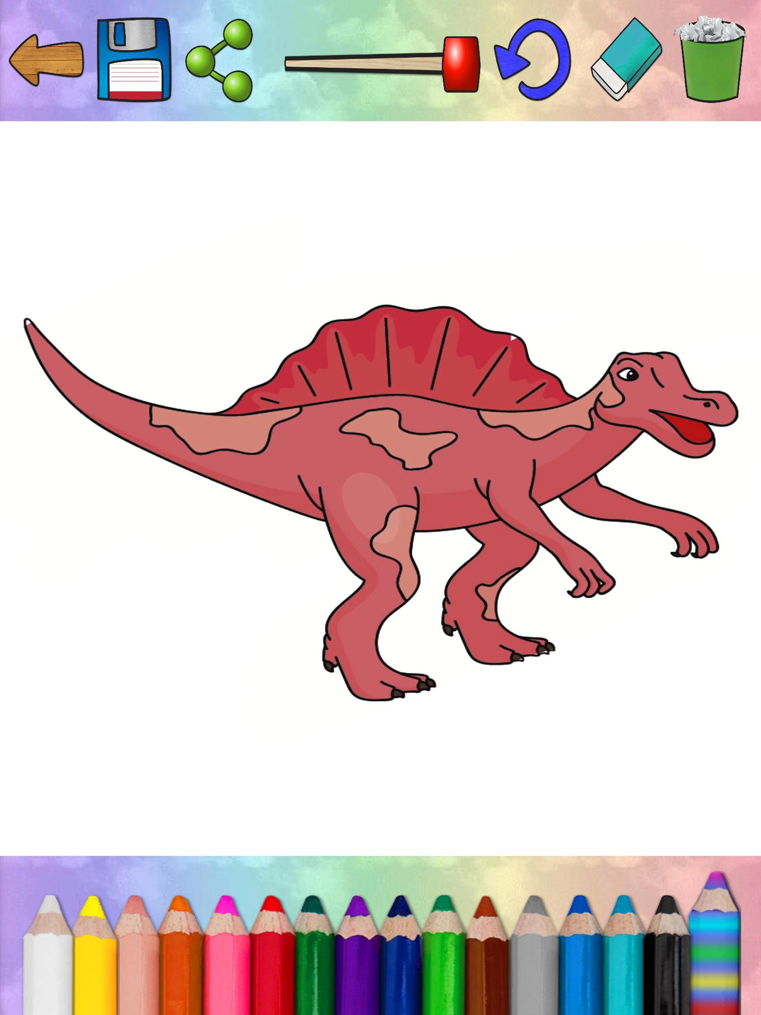动物 恐龙 1536_2048 竖版
