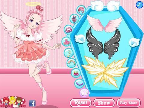 飞翔的天使