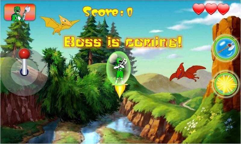 在广阔的山林中,会有许多可爱的鸟儿飞过,还有很卡哇伊的小恐龙哦!