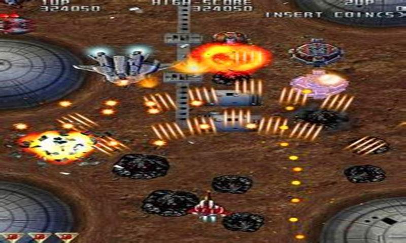 雷电战机3D截图4