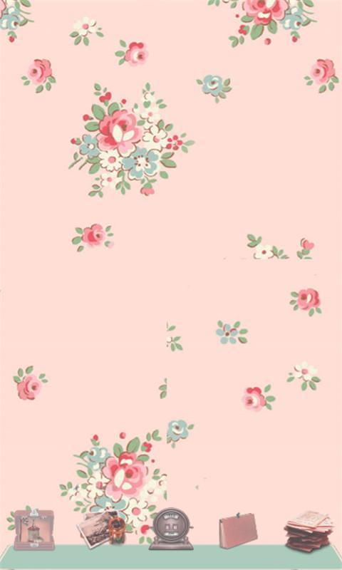 小碎花-3d桌面主题