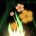 神秘的发光植物